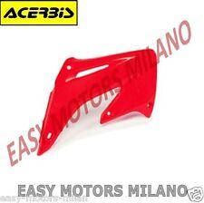 0003883.110 ACERBIS PLASTICA MOTARD SPOILER RADIATORE ROSSO HONDA CRE 450F 450 F