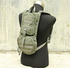 New listing Brand New Tmc Abush Hydration Pack Airsoft Tactical Paintball Fg C1541