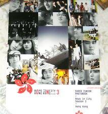 Super Junior Boys In City Season 3 Taiwan Promo Poster