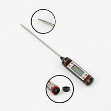 Food Thermometer Kitchen Display For fryers Candy Thermometer Practical