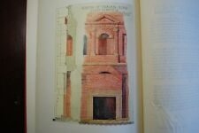 Brickwork in Italy: A Brief Review from Ancient to Modern Times 1925 Hardback