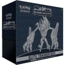 POKEMON SUN & MOON—BURNING SHADOWS * Elite Trainer Box