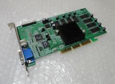 64MB NVIDIA Gforce 9676406-02 2850 Circuito Impreso Rev:A VGA, Salida TV Dibujo