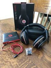 Beats by Dr. Dre Studio High Definition Powered Isolation Headphones By Monster