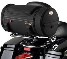 2015 Nelson-Rigg Street Gear Luggage Expandable Roll Motorcycle Tail Bag