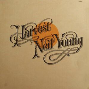 Neil Young HARVEST Australian ORIGINAL Pressing 1972 REPRISE Records RARE LP