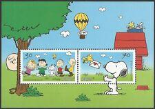 Peanuts - Block 82 - Post für Snoopy und Die Peanuts Rasselbande - postfrisch