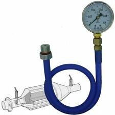 Three-way Catalyst Pressure Tester Car Exhaust Presure Guage to Check if Blocked
