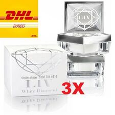 3X 30g LIV White Diamond Cream Lifting Anti-Aging Whitening Skin Aura Firming