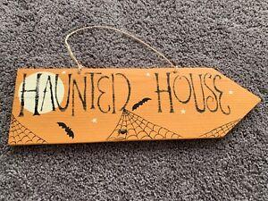 Pottery Barn Kids Halloween Sign