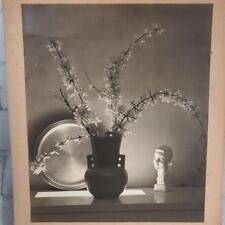 Vintage Black & White Photography Mid Century Modern Design 1960's