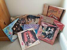The Beatles Box From Liverpool - full vinyl set