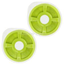 2 x disque vert d'eau chaude pour Tassimo T20 T4 T40 T42 T65 T85 T12 T32 AMIA Fidelia