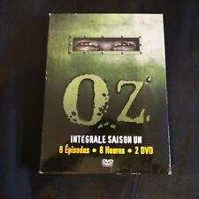 DVD OZ - saison 1 - Série culte HBO