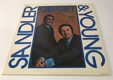 "Sandler & Young ""Cabaret""  Vinyl LP Record"