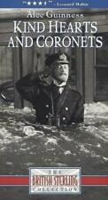 Vhs: Kind Hearts And Coronets.Alec Guinness-Dennis Price