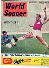 More details for world soccer magazine december 1960 vol.1 no.3 - burnley, ferencvaros, besiktas