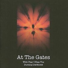 With Fear I Kiss the Burning Darkness/Live in Groningen by At the Gates (CD/DVD)