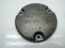 #4121 Suzuki DR100 DR 100 Oil Filter Cover
