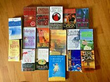 New York Best Sellers Paperback New Used No Rips Tears Lot of 17 Books ❤️tw11j