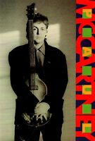 PAUL McCARTNEY 1989 / 1990 WORLD TOUR CONCERT PROGRAM BOOK / BOOKLET / NMT 2 MNT