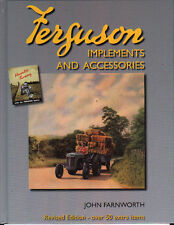 Book:  FERGUSON TRACTOR IMPLEMENTS AND ACCESSORIES