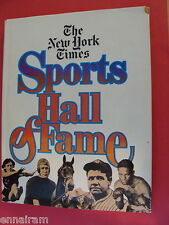 New York Times Sports Hall of Fame 1981 Eskenazi Intro