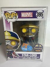 Funko Pop Marvel Star-Lord Halloween Comicfest PX Exclusive NEW Unopened Box