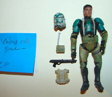 Star Wars Vintage Collection VC Commander Gree ROTS   W acc. figure 317
