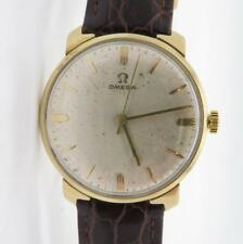 Omega Vintage Solid 18K Yellow Gold 33mm Gents watch