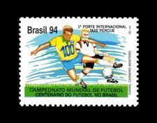 World Soccer Championship Brazil 1994 Mic 2588 Sn 2477 Yvert 2169 RHM C-1893