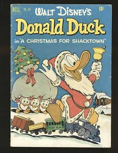 Four Color # 367 - Donald Duck by Carl Barks VG Cond.