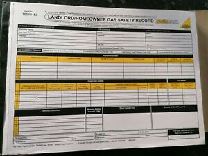 Lndlord/homeowner Gas Safety Certificate Padx50