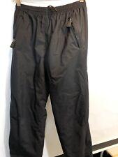 Patagonia Kids Pants Large 12 Ski Snow Winter Black unisex? nylon