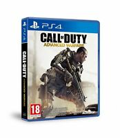 CALL OF DUTY ADVANCED WARFARE CASTELLANO NUEVO PRECINTADO PS4