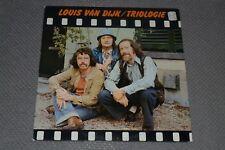 Louis Van Dijk~Triologie~Netherlands IMPORT~Original Inner~1975 Jazz~FAST SHIP