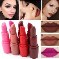 Long Lasting Waterproof Liquid Pencil Matte Velvet Lipstick Lip Gloss Makeup