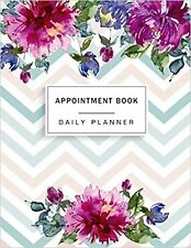 Appointment Book: Floral Watercolor, Appointment Book for Salons, Sp... New Book