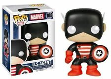 Funko Pop Pdf00005445us Agent Marvel108blackgrey