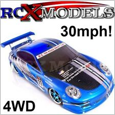 RC Fast 4x4 Rally/Race/Drift Car Remote Control Electric Model Of Nitro/Petrol !