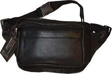 Leather waist pouch. waist bag, leather bag, Fanny pack, Brand New, Waist bag