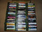 Original Xbox Game selection multi listing   pal version