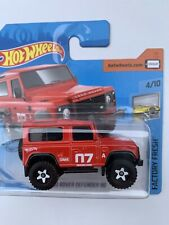 HOT WHEELS 2020 * Land Rover Defender 90 * Factory Fresh