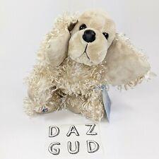 Webkinz Hm202 American Cocker Spaniel Stuffed Animal by Ganz New Sealed Code Tag