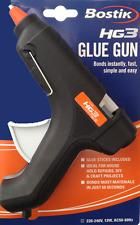 Bostik HG3 Glue Gun Hot Melt with Glue Sticks