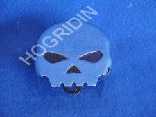 g chrome skull Harley softail dyna touring sportster horn cover willie fxr flst