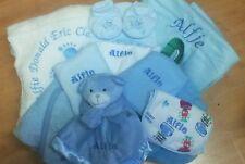 Personalised Baby Gift Basket