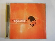 PRINCE KOLONI : DEBUT ALBUM (ORNIEL SIWO reggae, kaséko, bigi pokoe) -  CD ALBUM