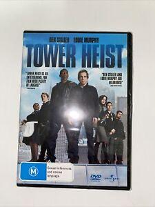 """TOWER HEIST (2012: DVD) BRAND NEW / SEALED """"REGION 2,4,5"""