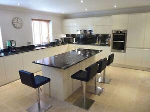 Magnet Luna Painted Matt Handleless 7 Kitchen Unit £1399